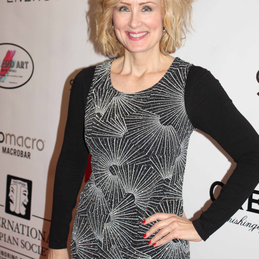 Andrea M. Anderson - Actress