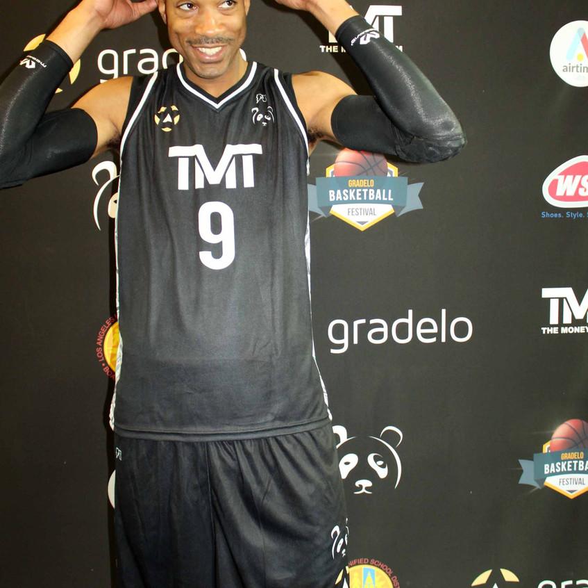Rashid Byrd - Basketball Player