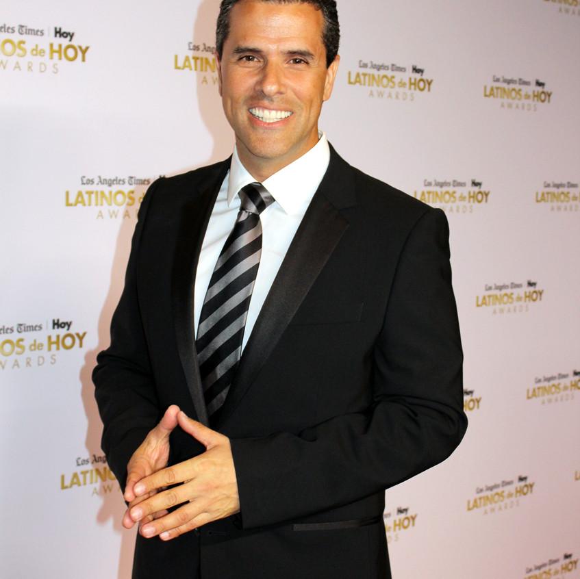 Marco Antonio Regil- TV Host