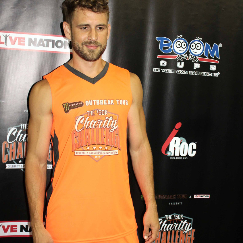 Nick Viall -The Bachelor - Player in game