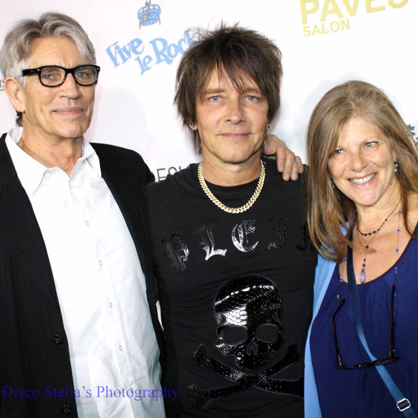 Eric Roberts- Billy Morrison- Guest...