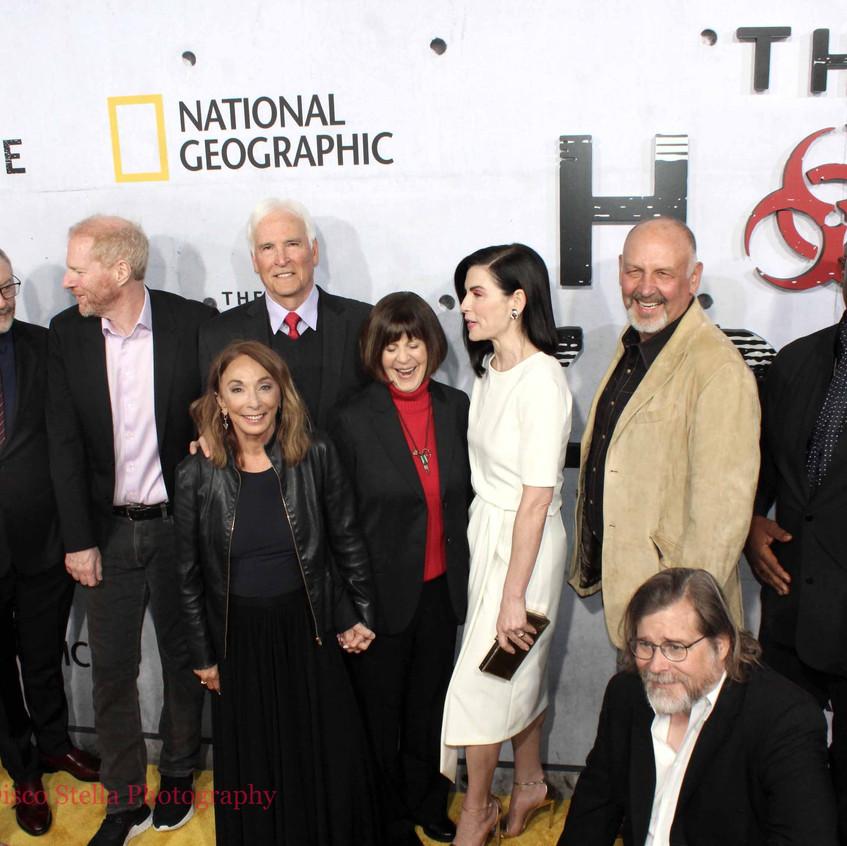 Casts and Executive Directors.......