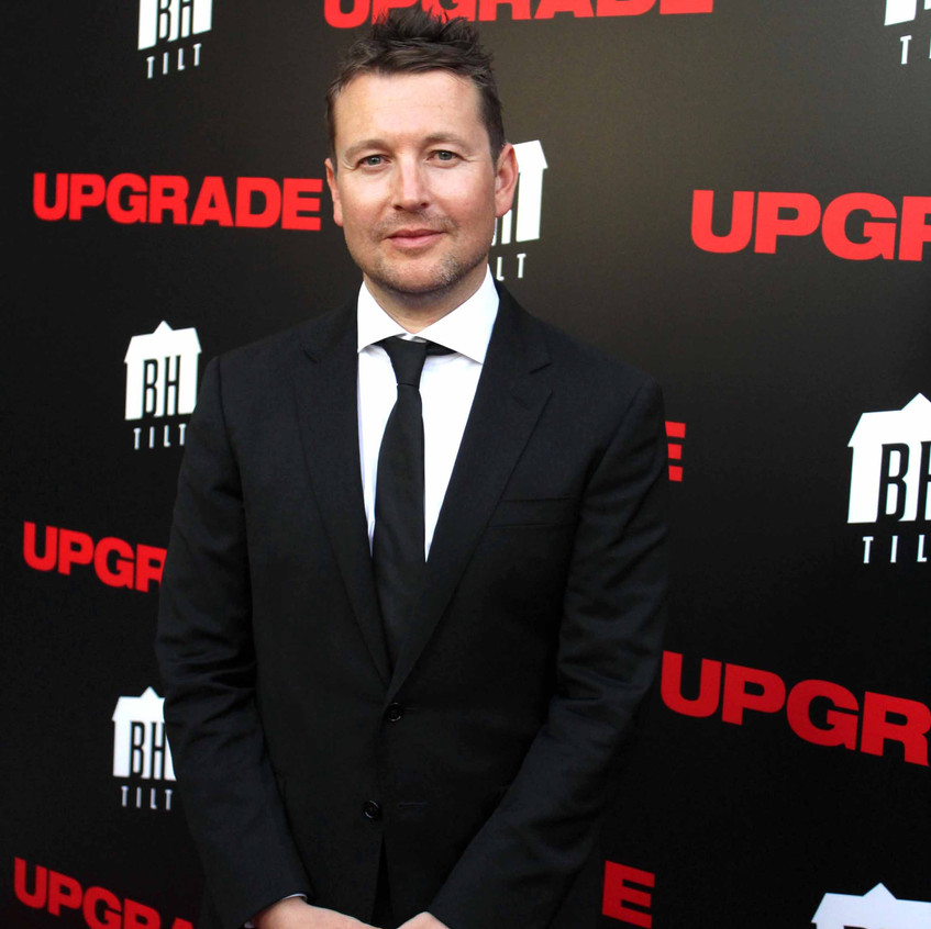 Leigh Whannell- Director of UPGRADE Movie