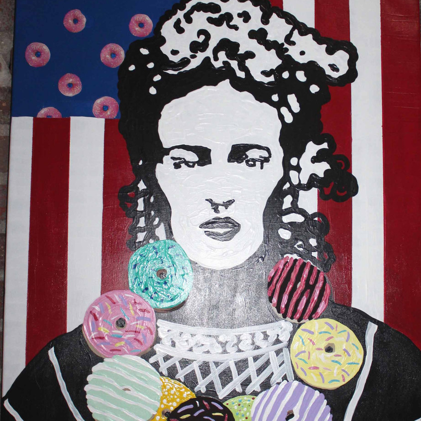 Freida Pop Art