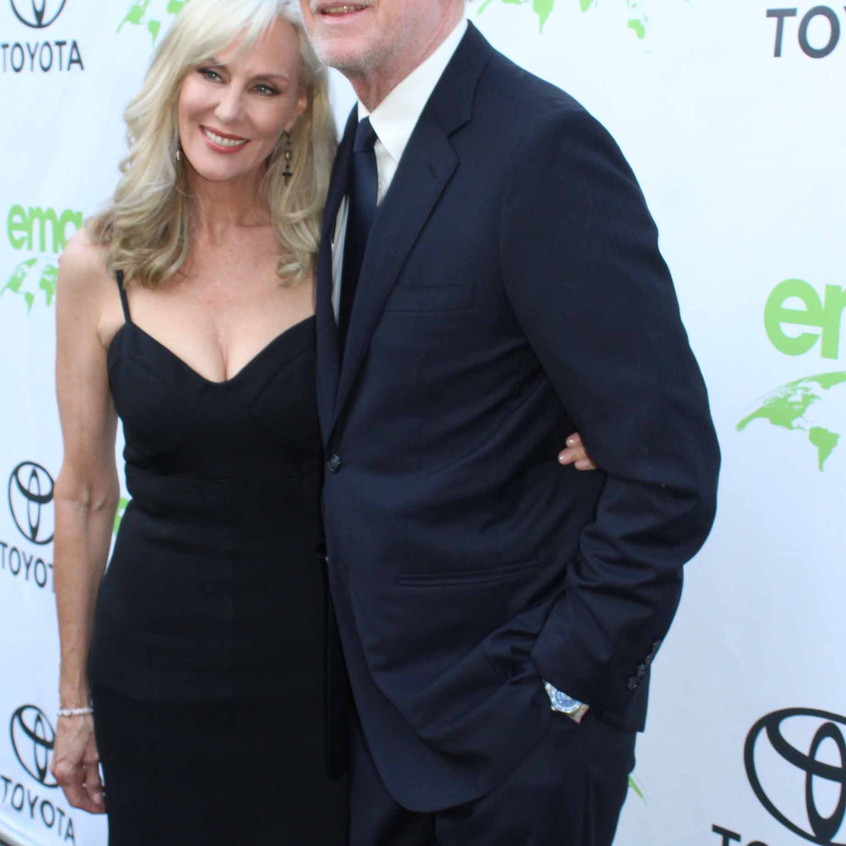 Ed Begley Jr (Actor) with Guest