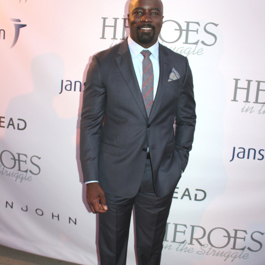 Mike Colter - Actor