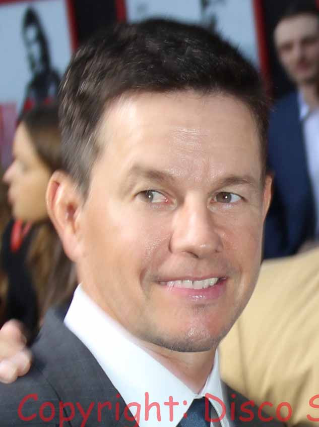 Mark Wahlberg Attending Red Carpet