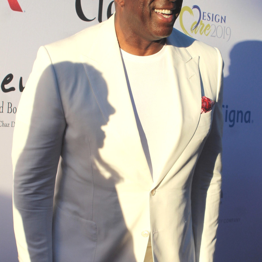Magic Johnson - Former Lakers Player