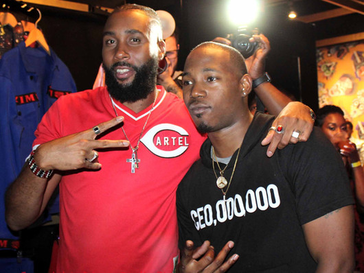 Actor Kris D. Lofton from HBO Ballers celebrated 30th Birthday in Los Angeles.