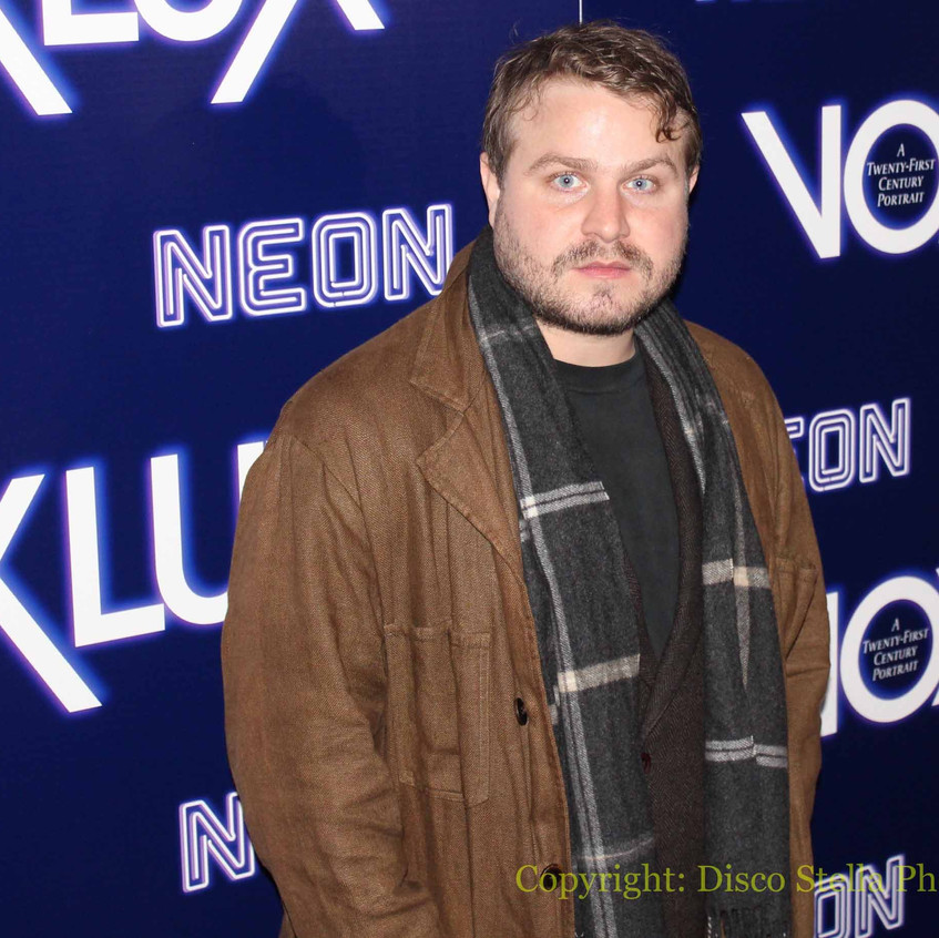 Brady Corbet- Director for Vox Lux 1