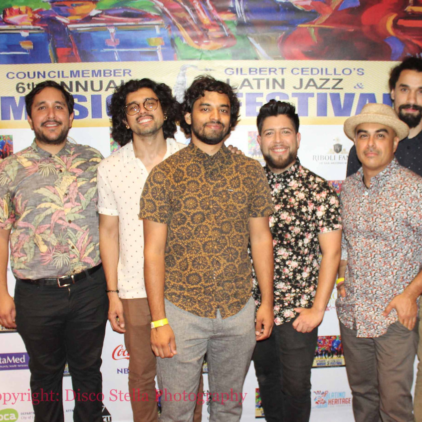QuitaPenas Tropical Afro-Latin Group