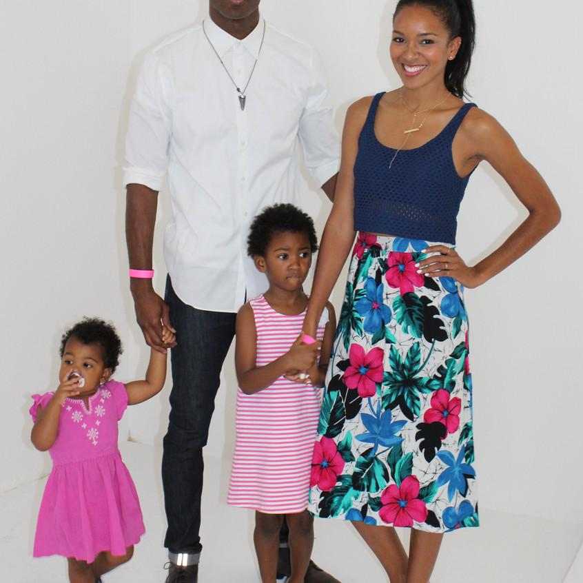 Elizabeth Mathis & Family