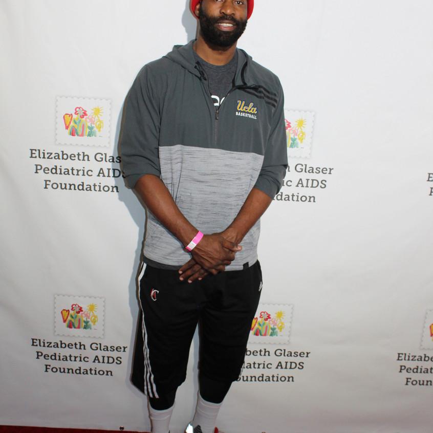 Baron Davis- Professional NBA Player