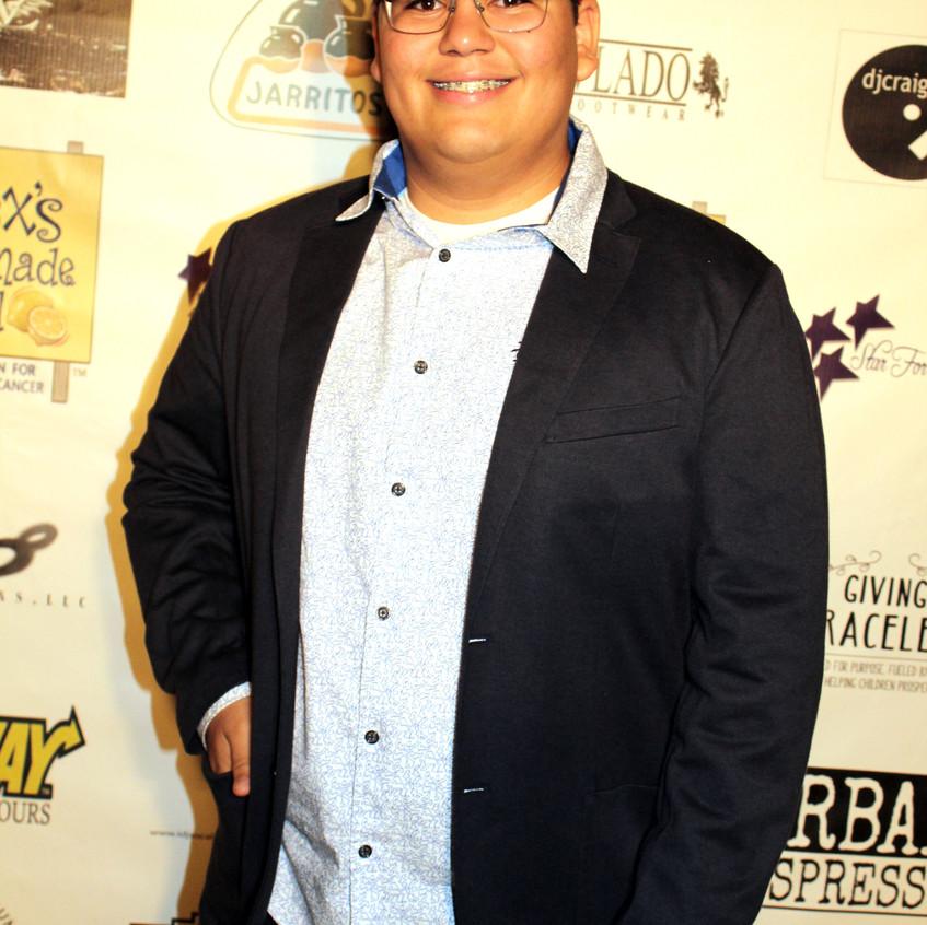 Sean-Ryan Peterson- Actor