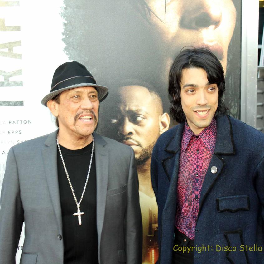 Danny and Gilbert Trejo - Actors 4