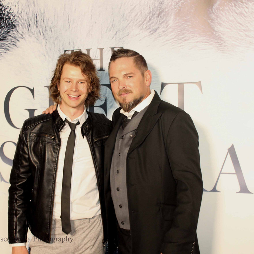 Petrie Willink and Brian Presley