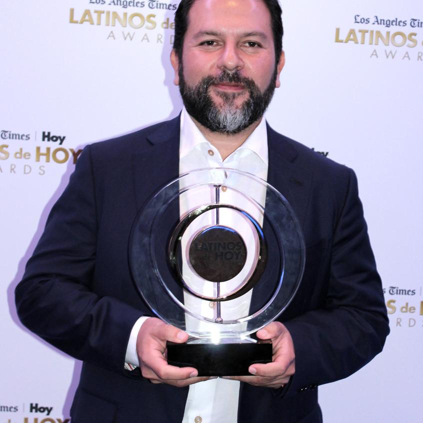 Enrique Olvera-Chef