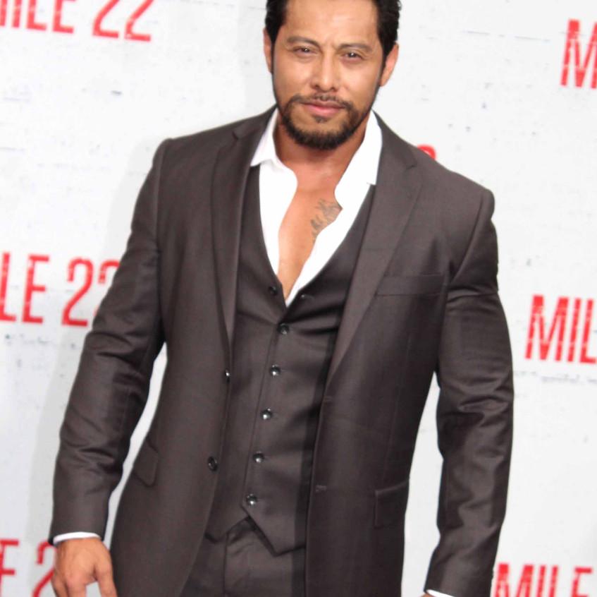 Sam Medina- Actor 1