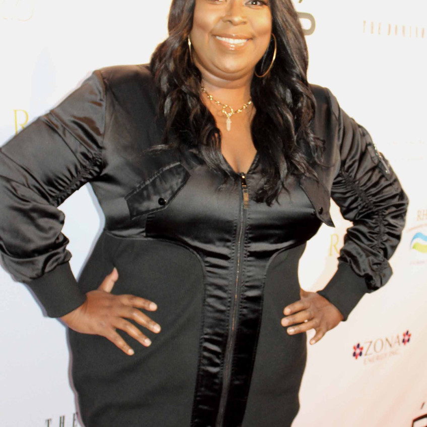 Loni Love- Host The Real