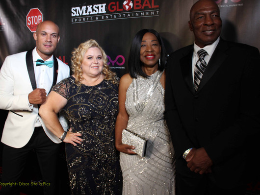 "Steve ""Hulk Smash"" Orosco presented the 6th Annual MMA Black Tie Fight Gala."