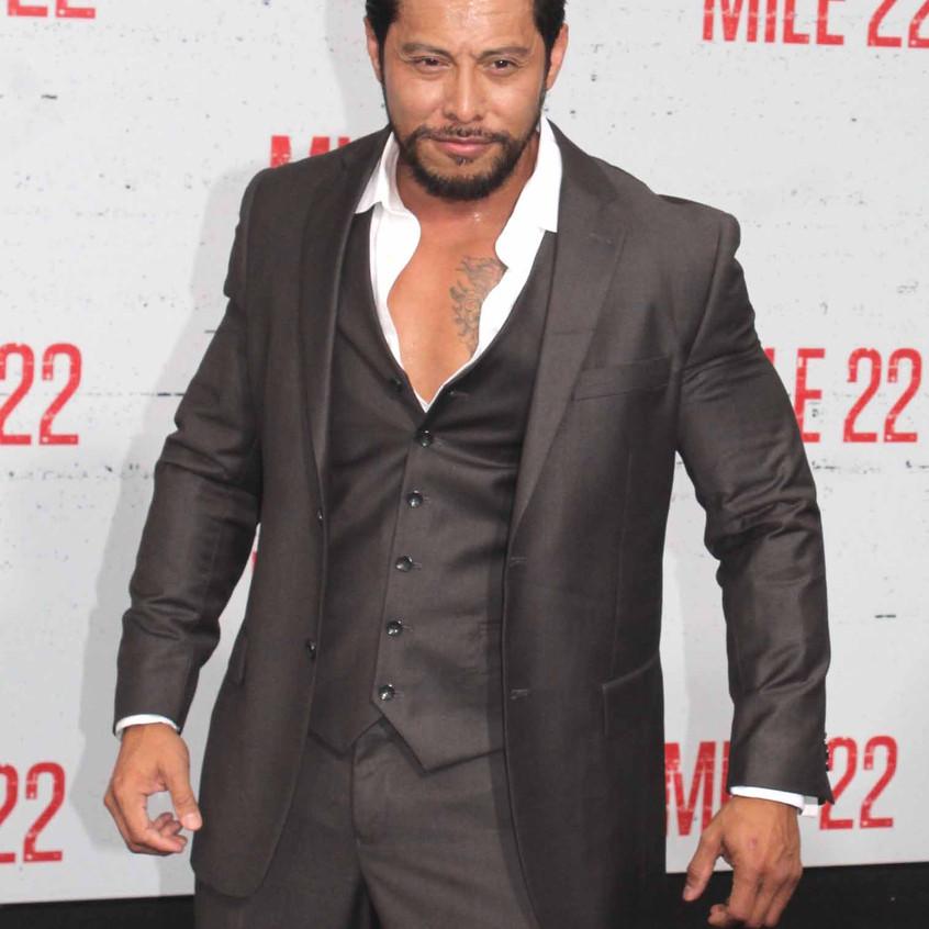 Sam Medina- Actor - Cast