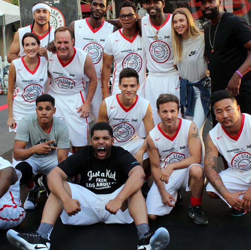Celebrity Team.