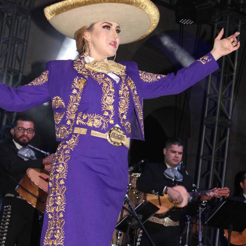 Alicia Villarreal - Mexican Music Artist