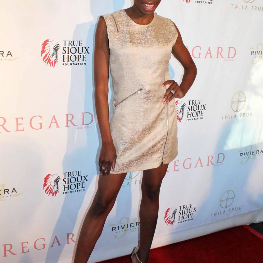 Carrie Bernans- Actress- Black Panther