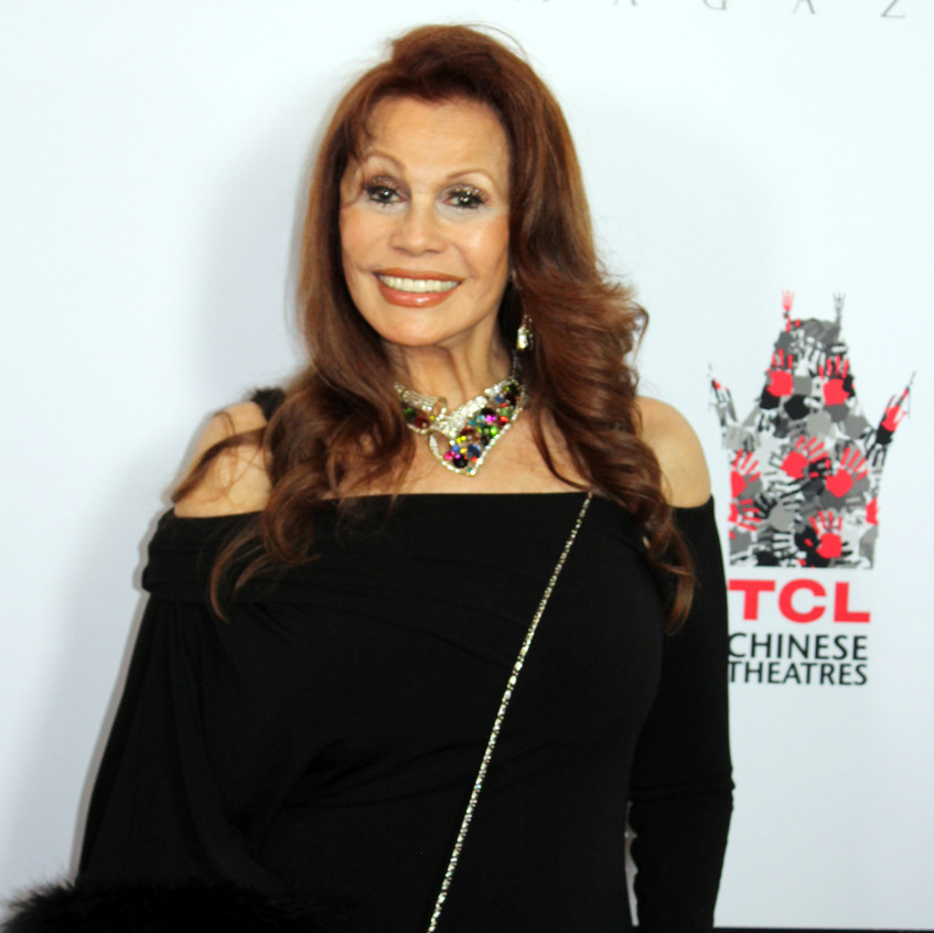 Barbara Luna-Actress