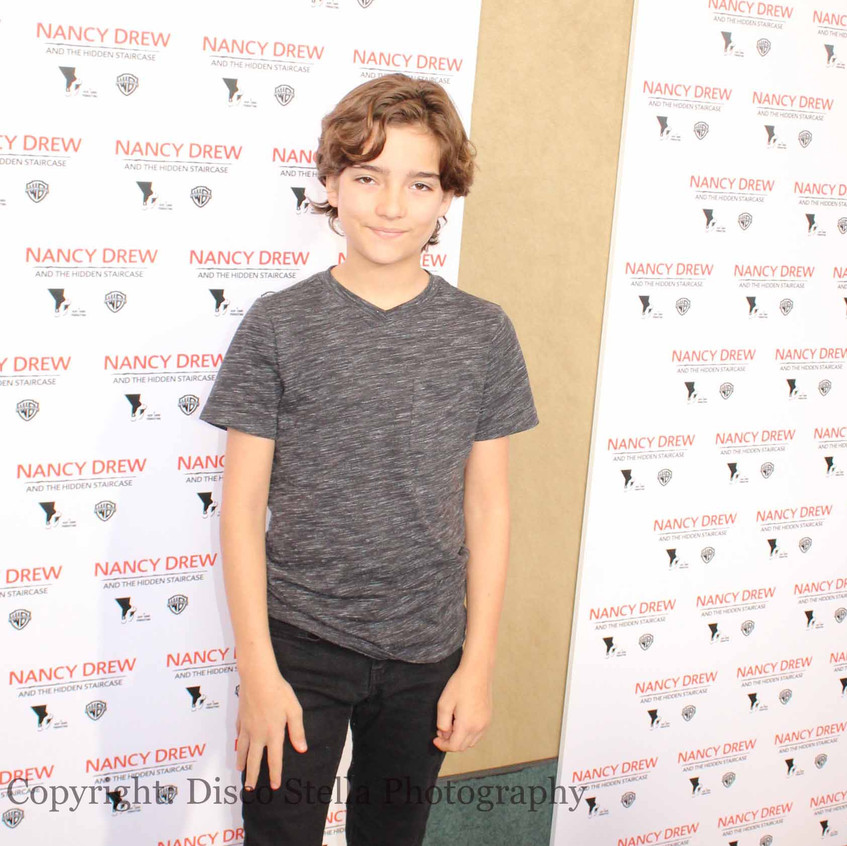 Elias Harger - Actor - Fuller House
