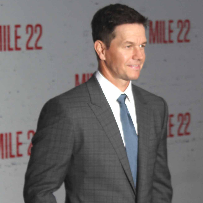 Mark Wahlberg- Cast of Mile 22 a