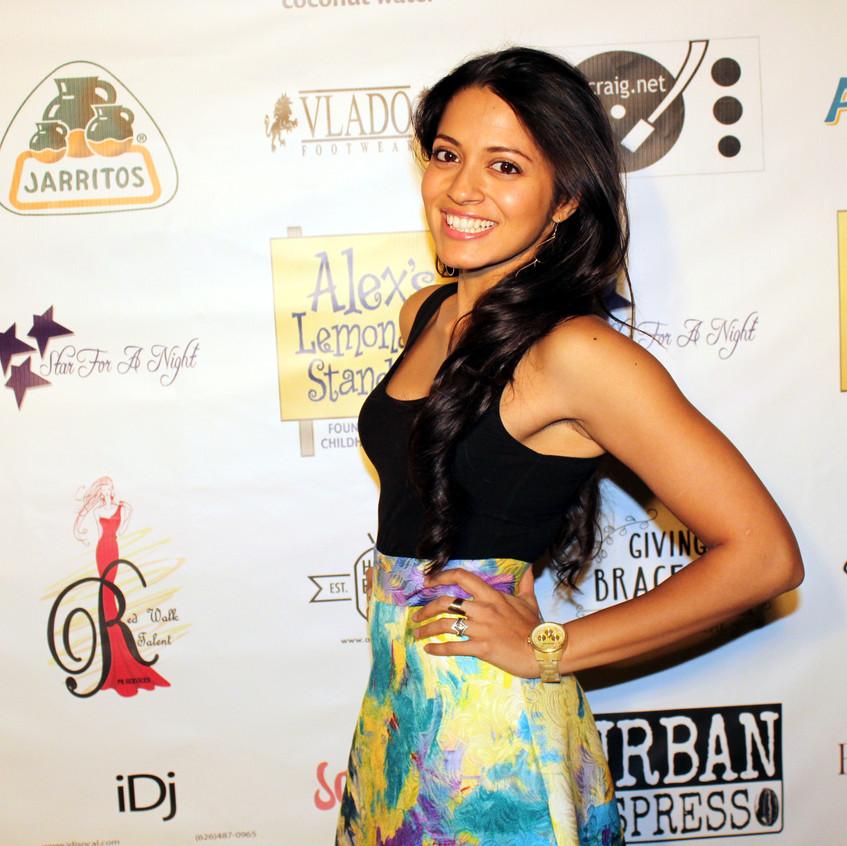 Mouzam Makkar- Producer-Actress