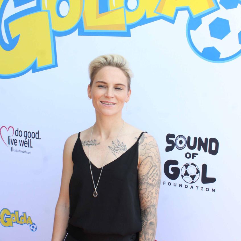 Jess Fishlock- Professional Soccer Playe