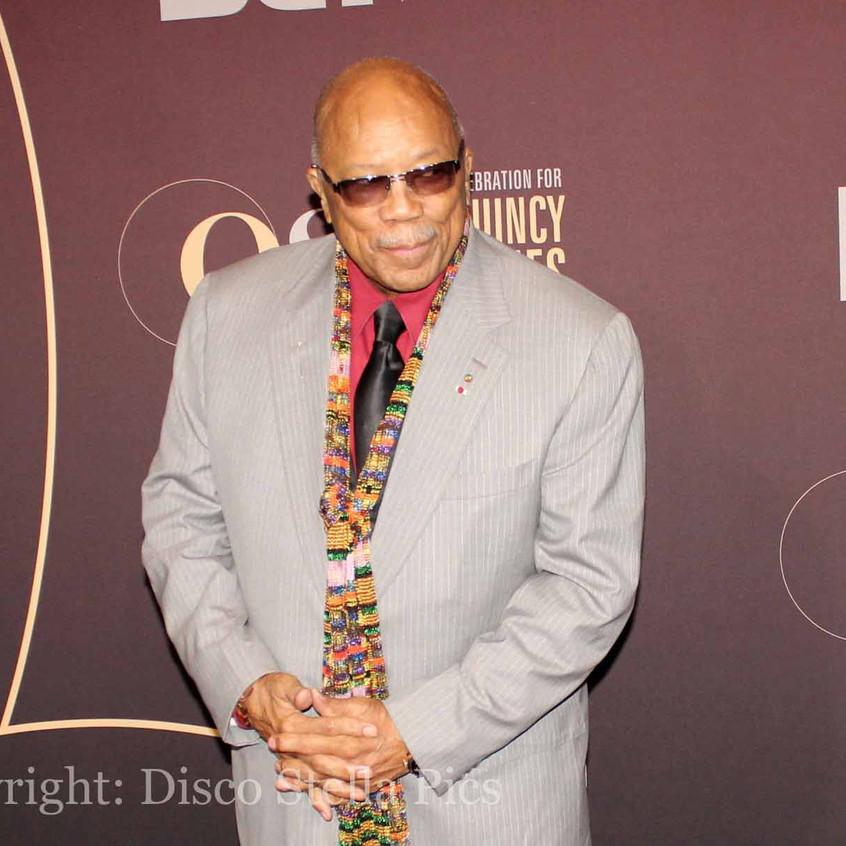 Quincy Jones - Record Producer