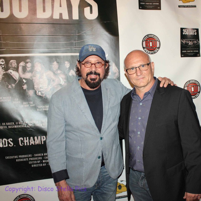 Rob Lieberman - Director - Filvio Cecere-Director of 350 Days