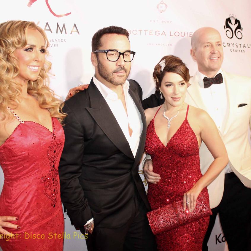 Deborah Alessi, Jeremy Pivan, Christina