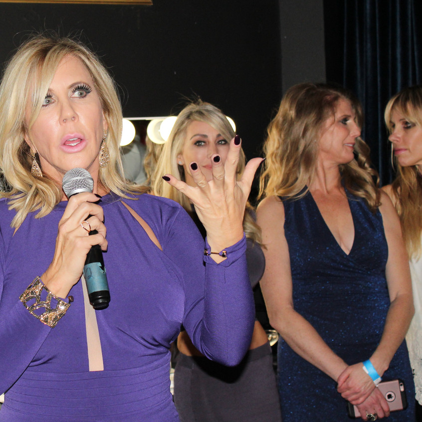 Victoria Gunvalson and Guests