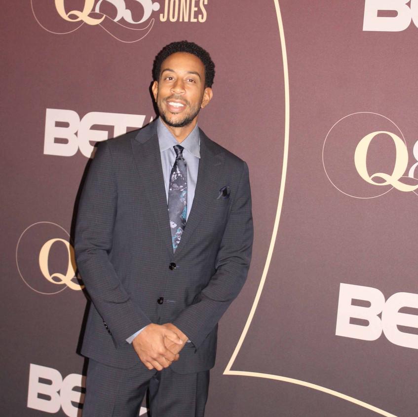 Ludacris - Rapper on the red carpet
