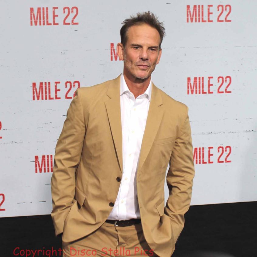 Peter Berg - Director - Mile 22