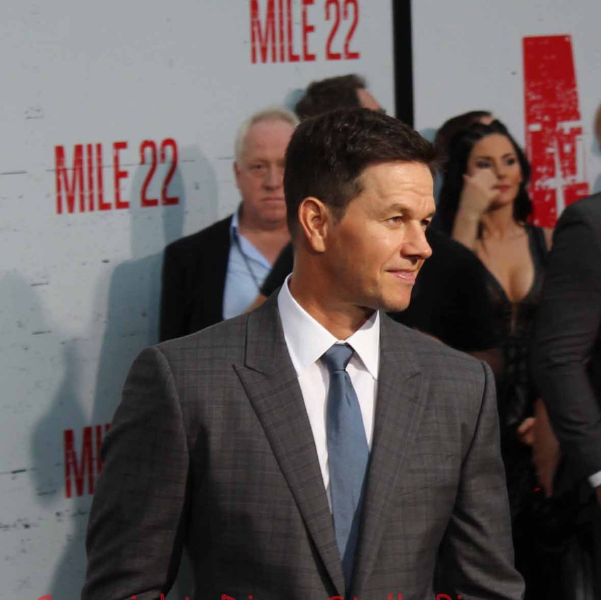 Mark Wahlberg- Actor - Cast of Mile 22