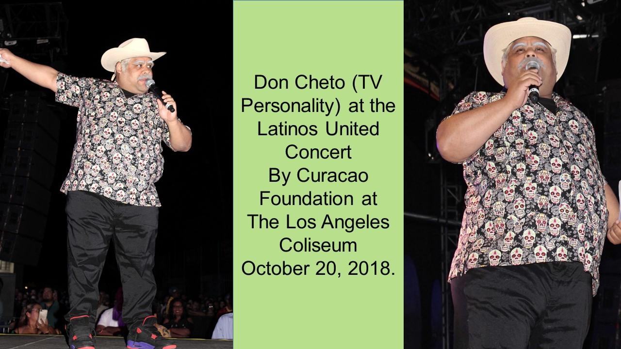 Don Cheto- Copyright Disco Stella's Phot