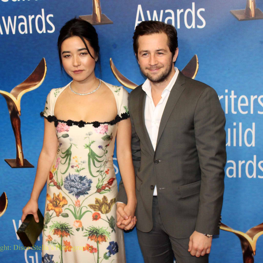 Maya Erskine-Actress with guest