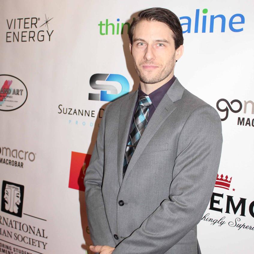 Andrew Katers - Actor - Stuntman