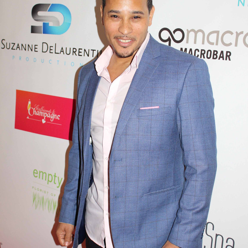 Cisco Reyes- Actor...