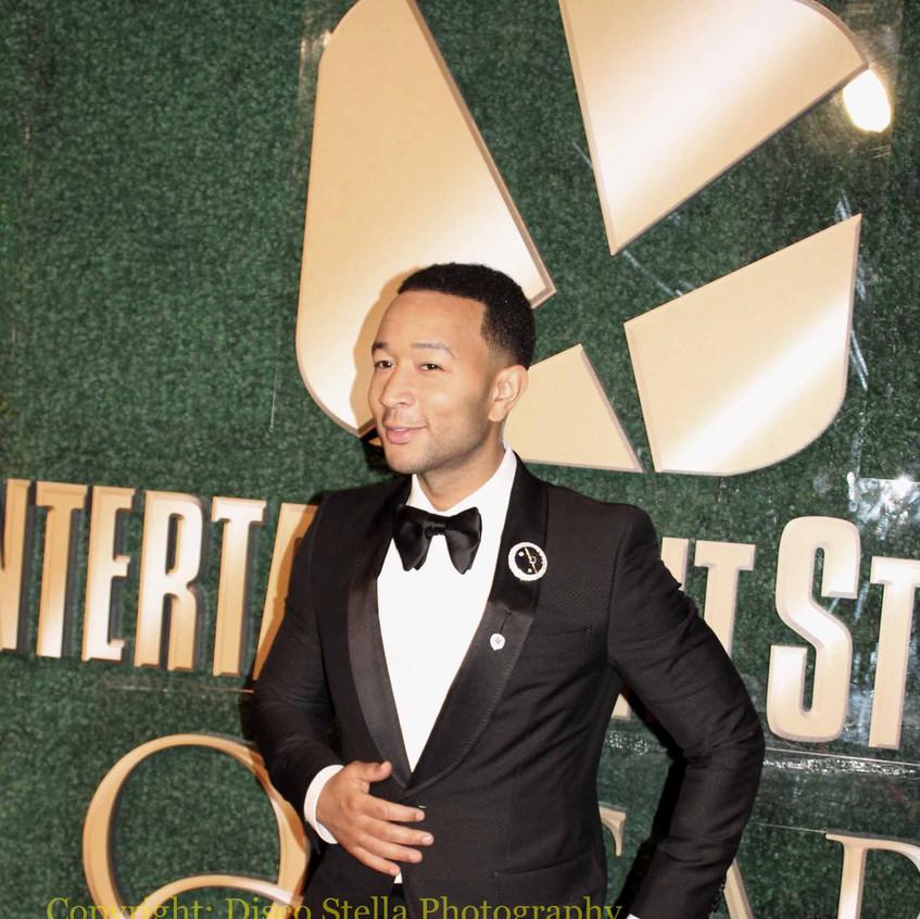 John Legend- Singer - Songwriter..