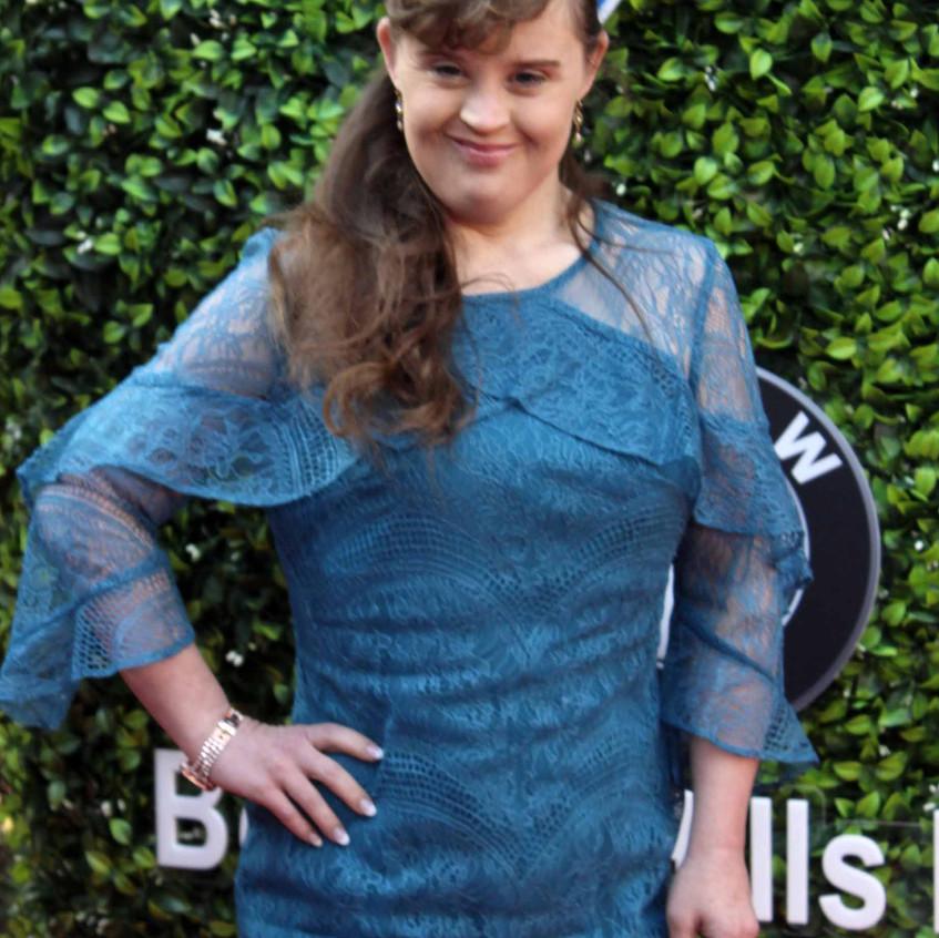 Jamie Brewer - Actress