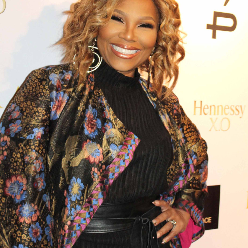 Mona Scott Young- TV Producer...