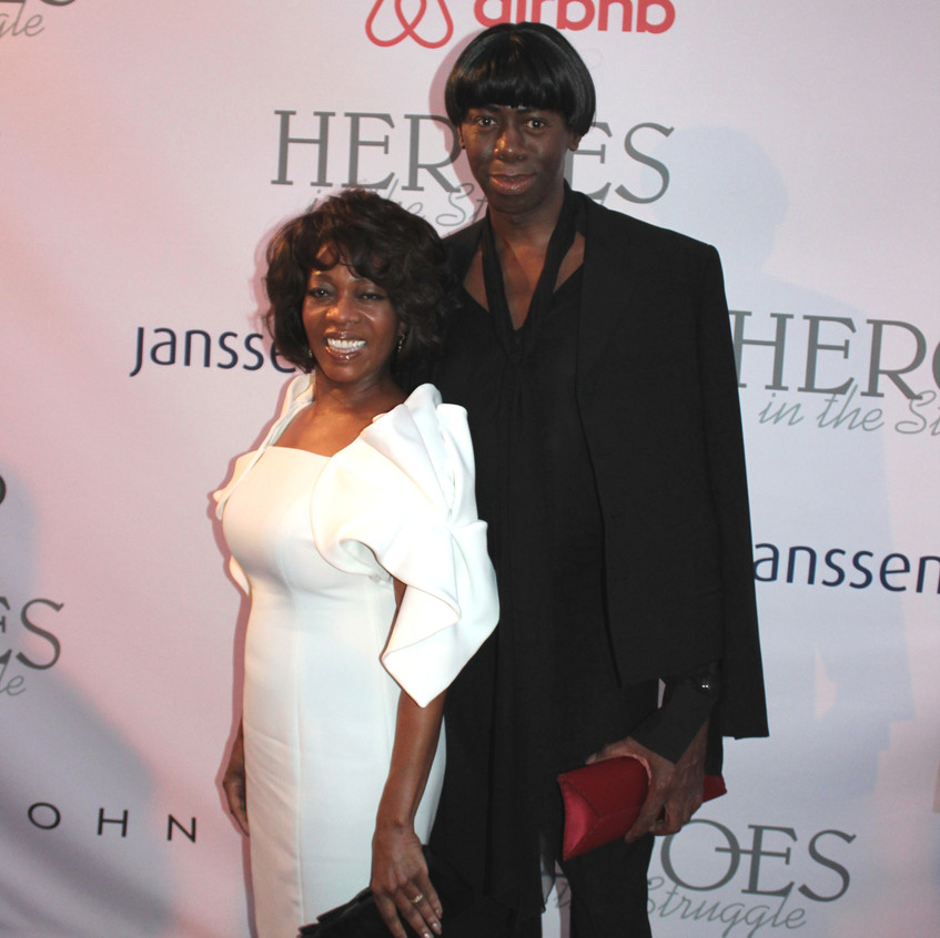 Alfre Woodard - Actress and Guest