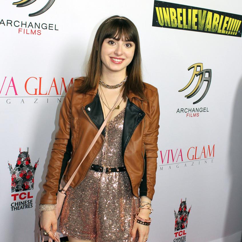 Jasmine Jessica Anthony-Actress