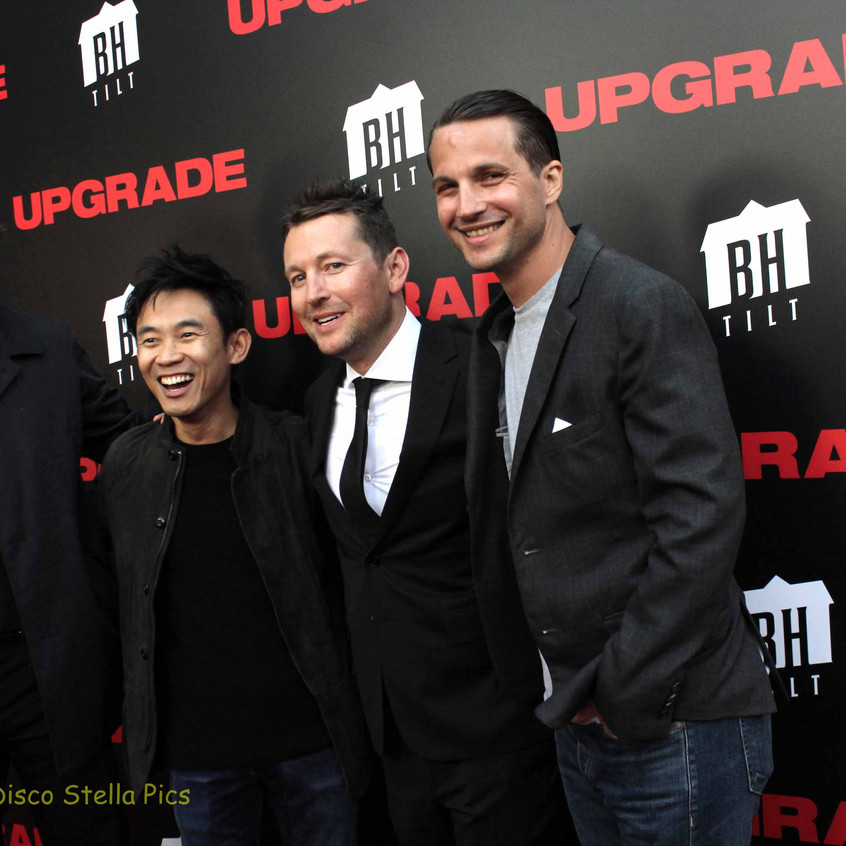 Jason Blum, James Wan, Leigh Whannell and Logan Mashall-Green   6